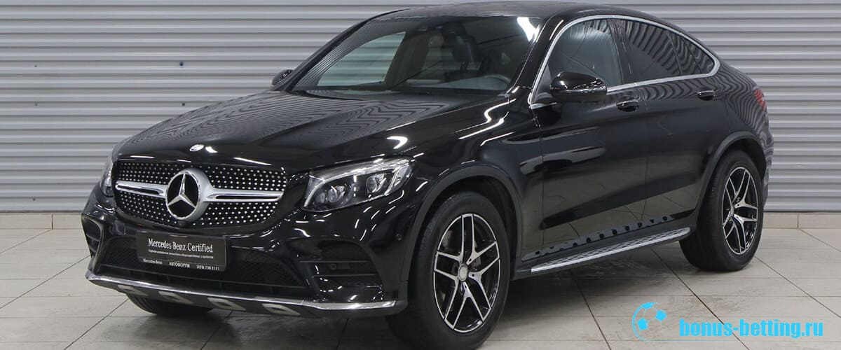 GLC Coupe Алексей Березин