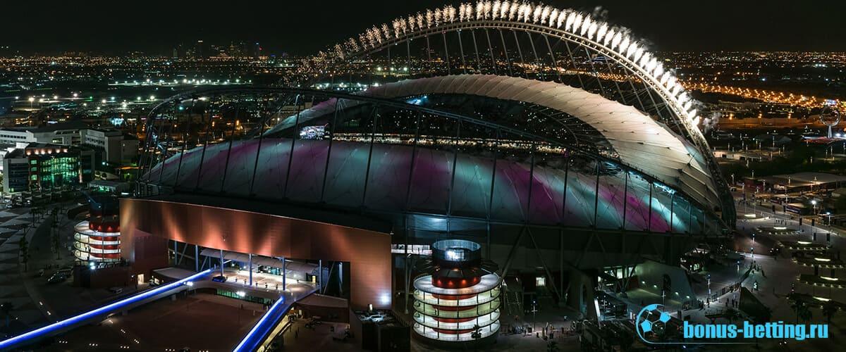 Халифа Катар чемпионат мира по легкой атлетике