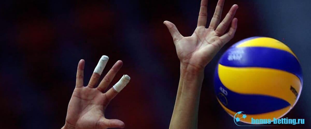 ЧЕ по волейболу среди женщин 2019