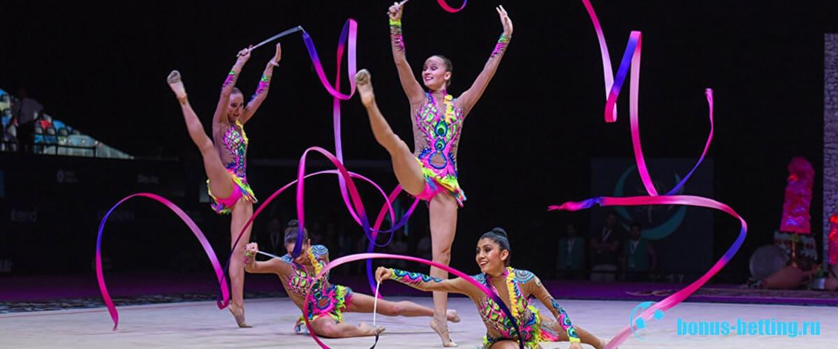 чемпионат мира по художественной гимнастике 2019