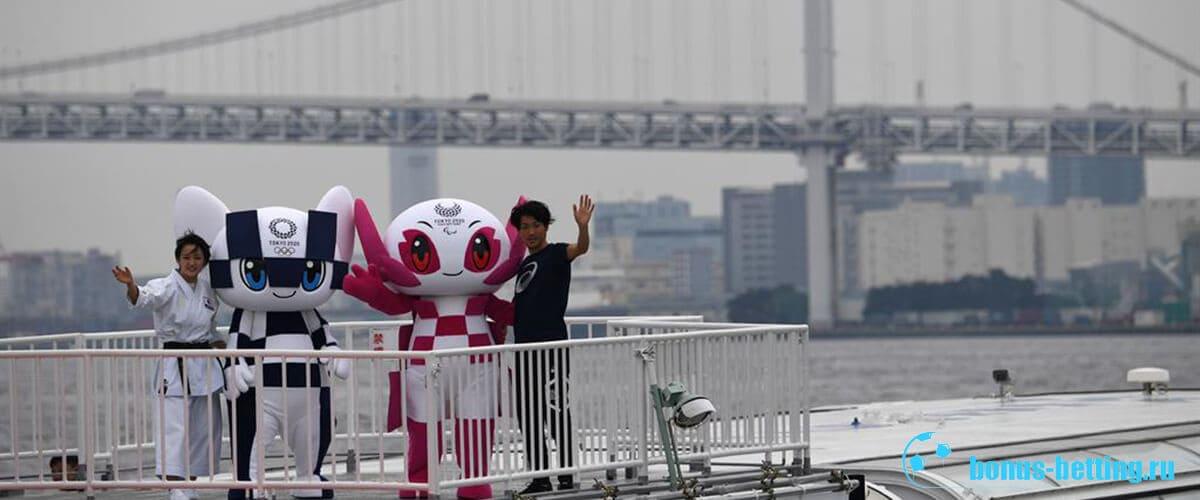 Предолимпийская неделя в Токио