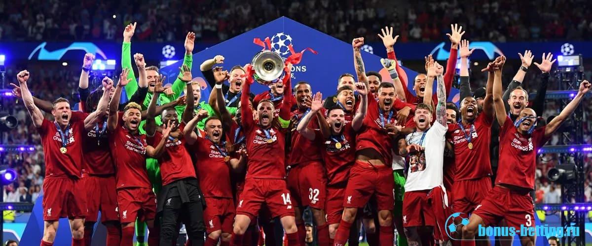 выплаты лиги чемпионов 2019