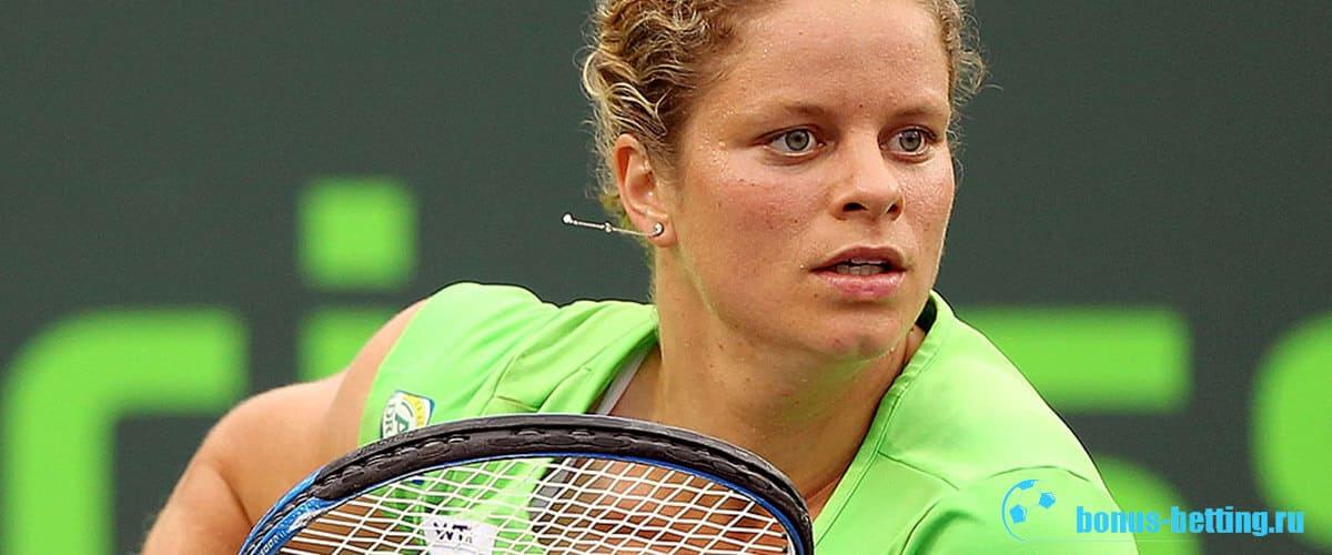 Ким Клийстерс возвращается в теннис