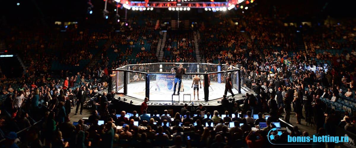 Бойцы UFC из России