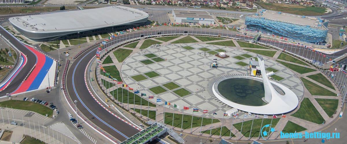 Формула 1 Сочи 2019