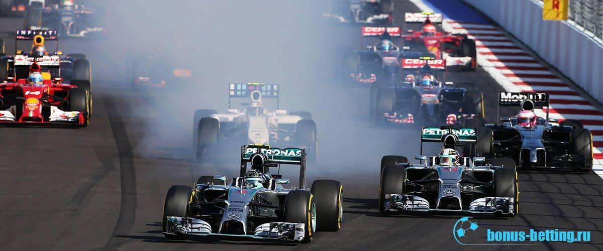 Формула 1 Сочи билеты