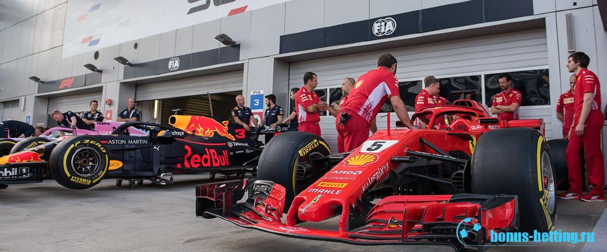 Формула 1 Сочи даты проведения
