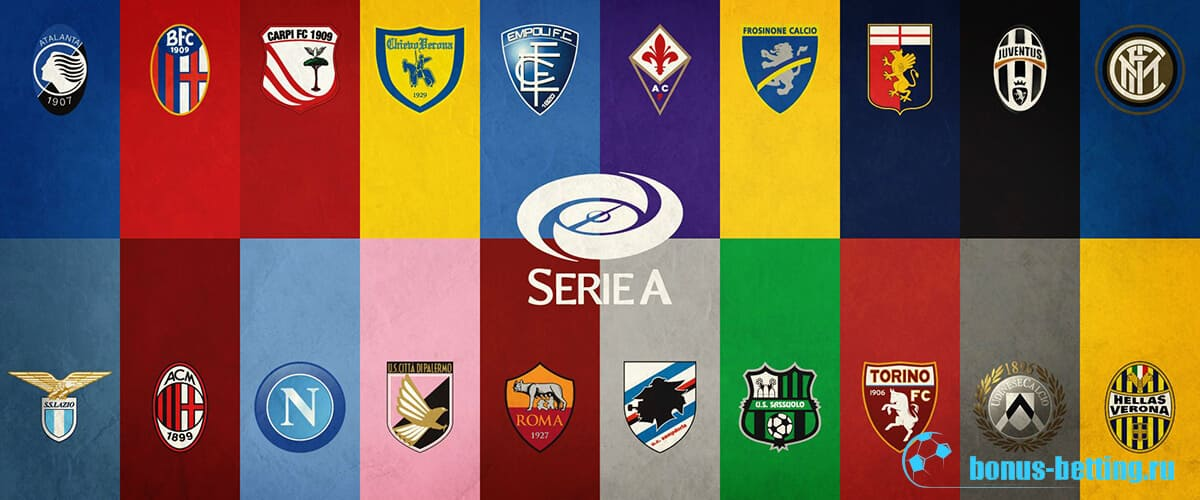 Италия Серия А 2019-2020