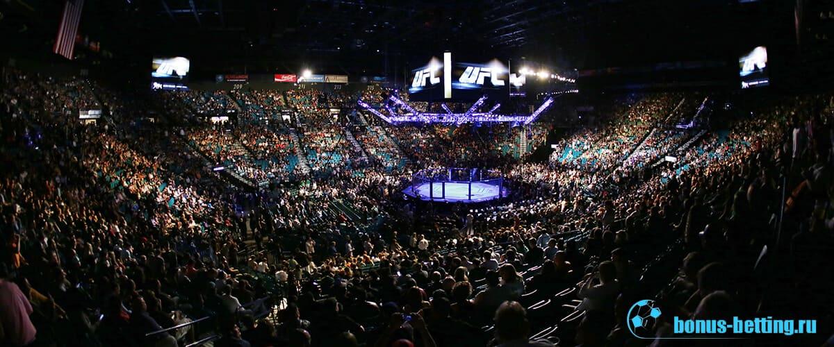 Как попасть в UFC из России