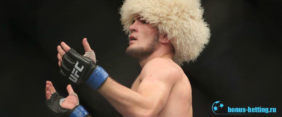 Нурмагомедов в рейтинге UFC номер два