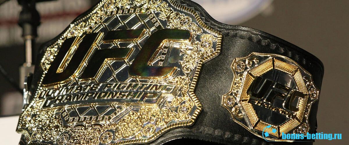 Pride и UFC