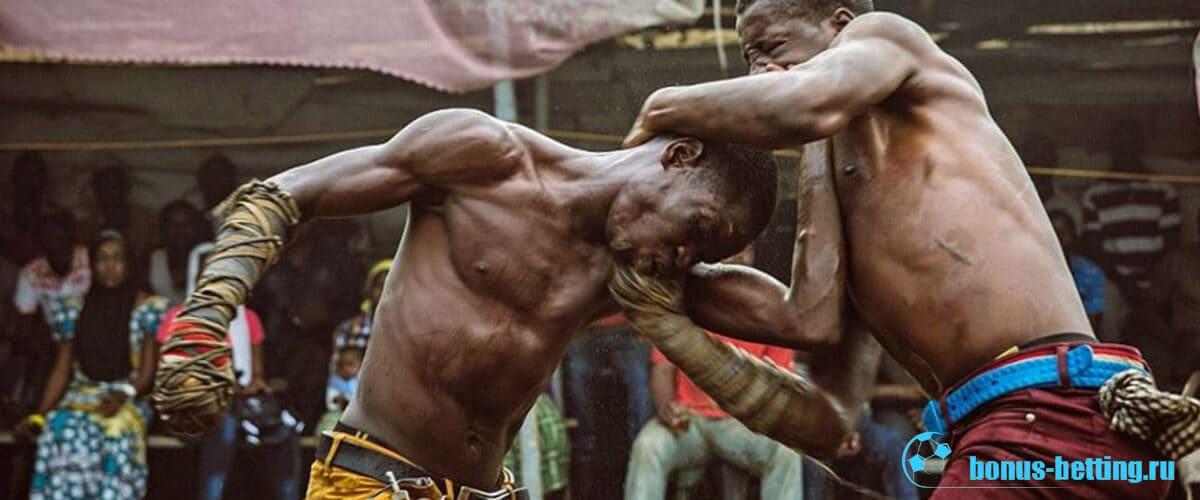 дамбе бокс