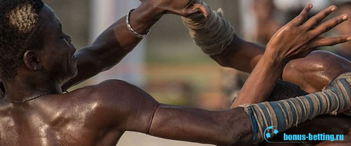 бокс в нигерии