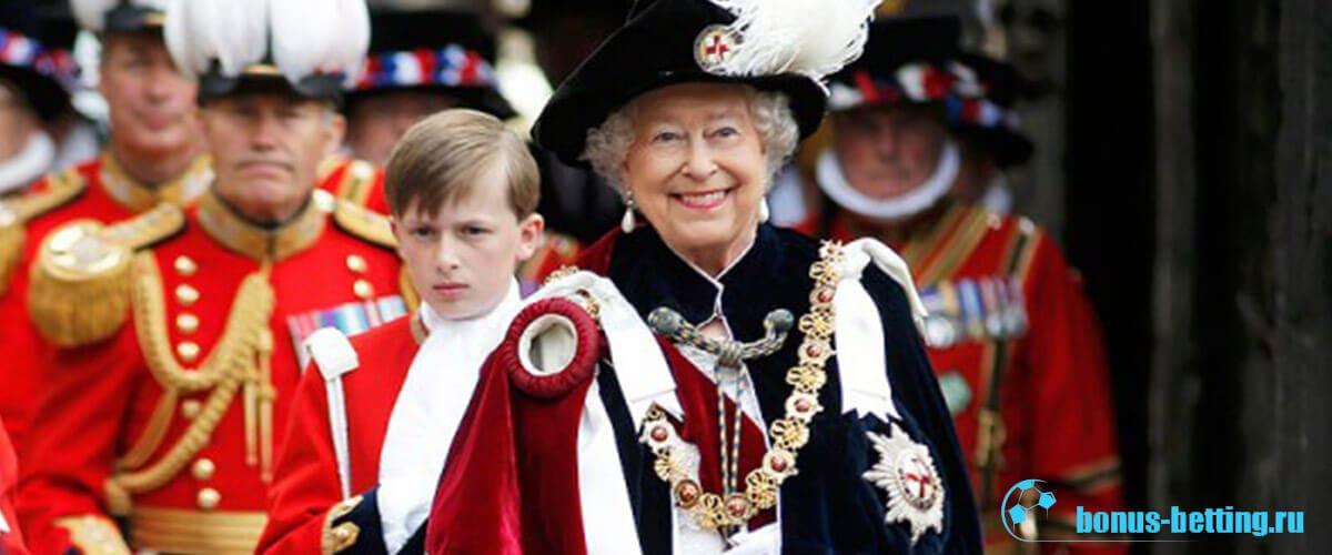 посвящение в рыцари в великобритании