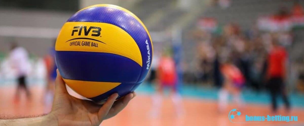 ЧЕ по волейболу среди мужчин 2019