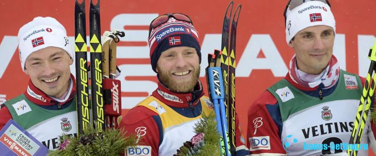 норвежские лыжники астматики