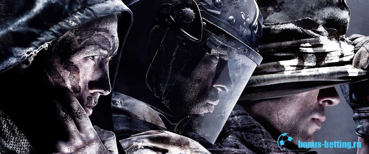 Все игры Call of Duty