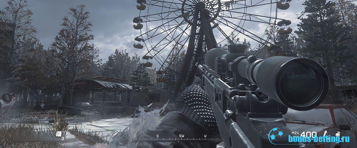 Call of Duty 4 Modern Warfare 2007