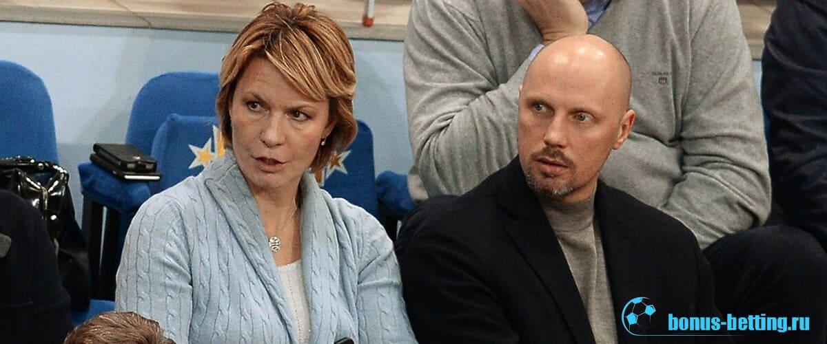 Дмитрий Домани и Акинеева