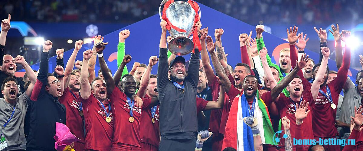 Ливерпуль чемпион УЕФА 2018-2019