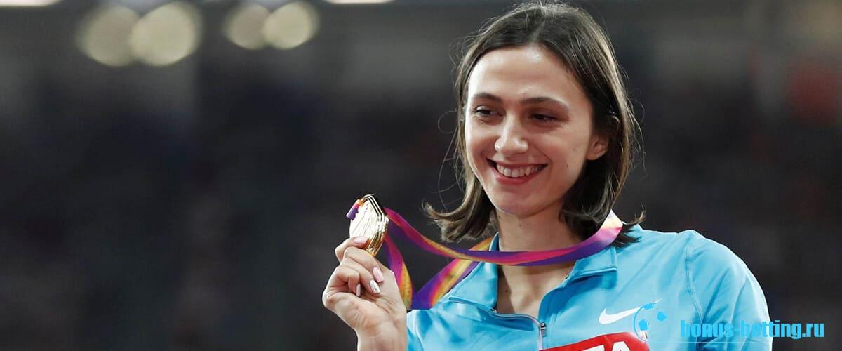 Мария Ласицкене IAAF