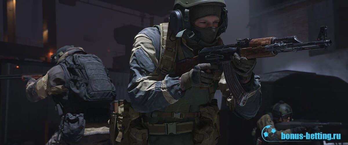 Новая Call of Duty Modern Warfare