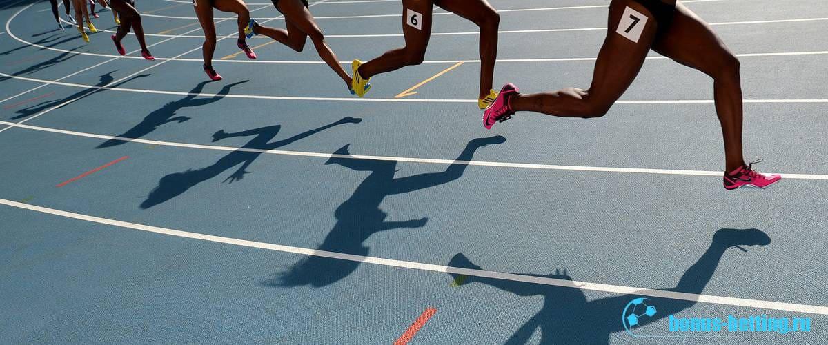 Спортсменка года 2019 IAAF