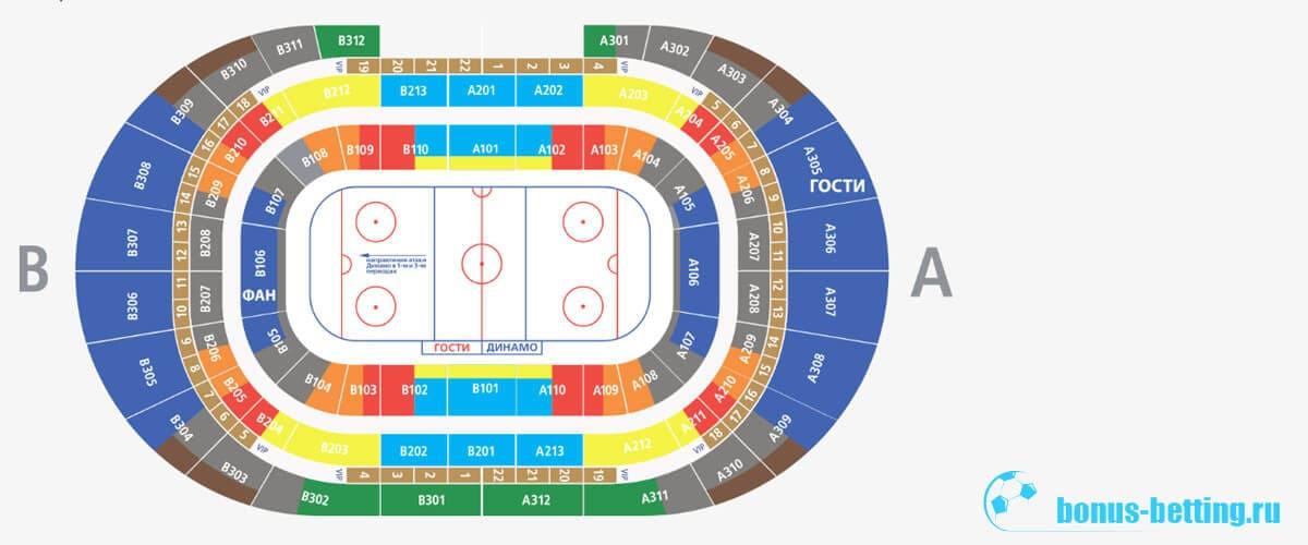 Купить билеты на матч Динамо Москва – ЦСКА 16 октября