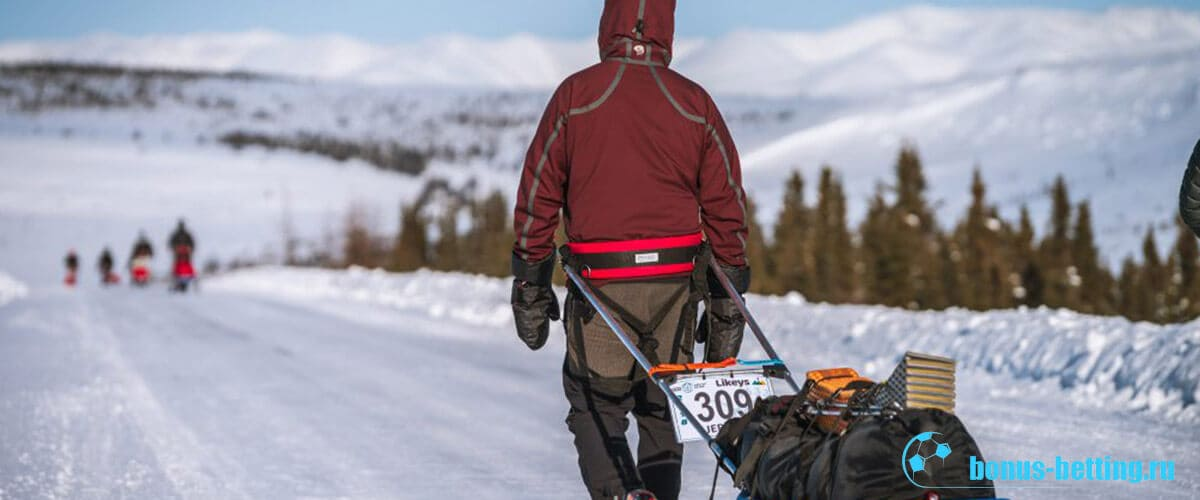 марафон Arctic Ultra