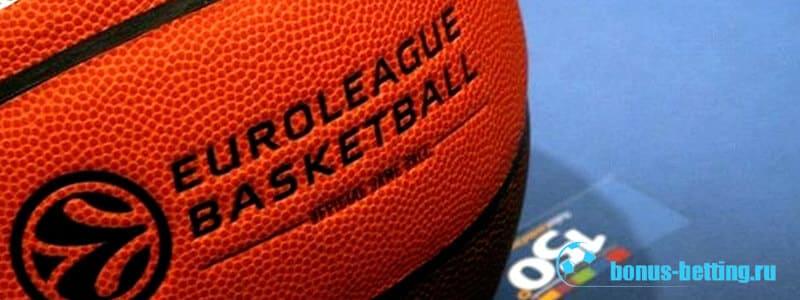 евролига 2019 баскетбол мужчины