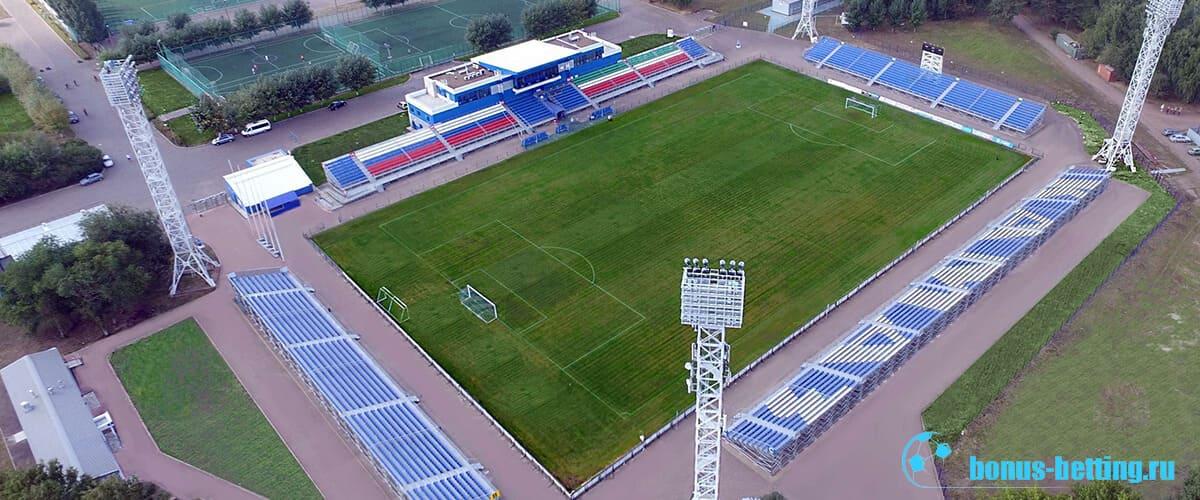 стадион ФК Камаз