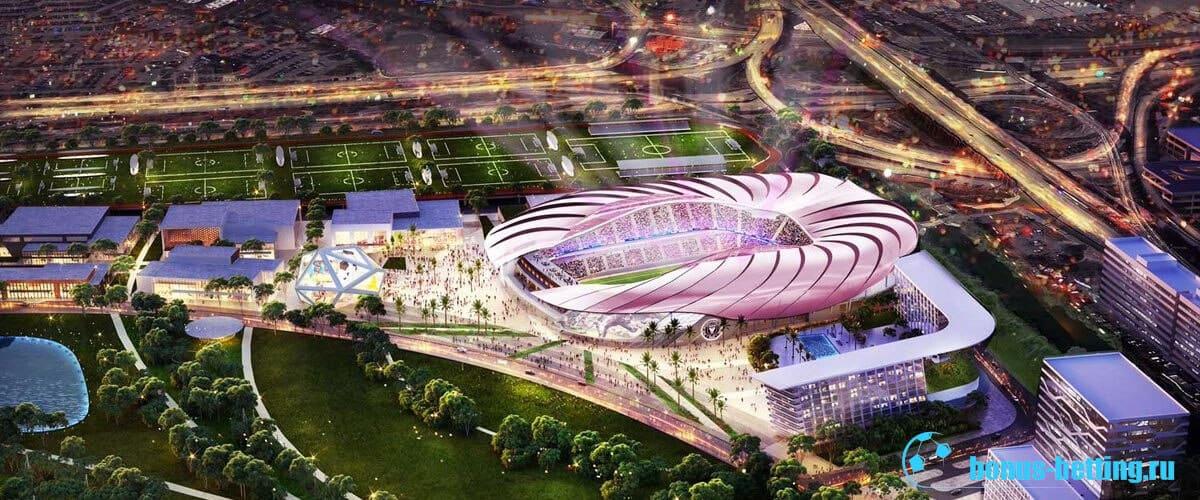 Стадион Интер Майами