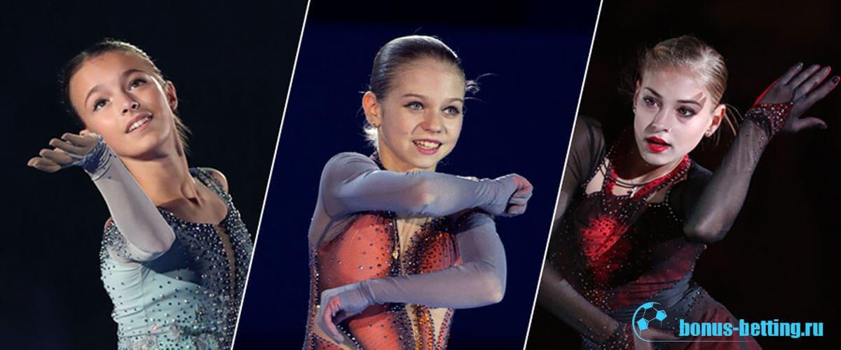 Россиянки в финале Гран-при 2019