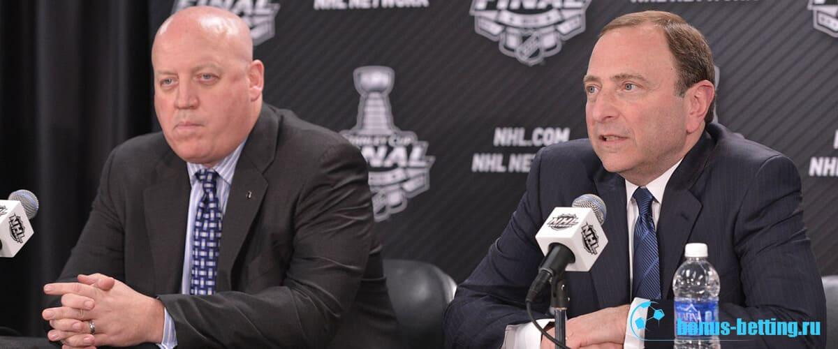 Руководство НХЛ