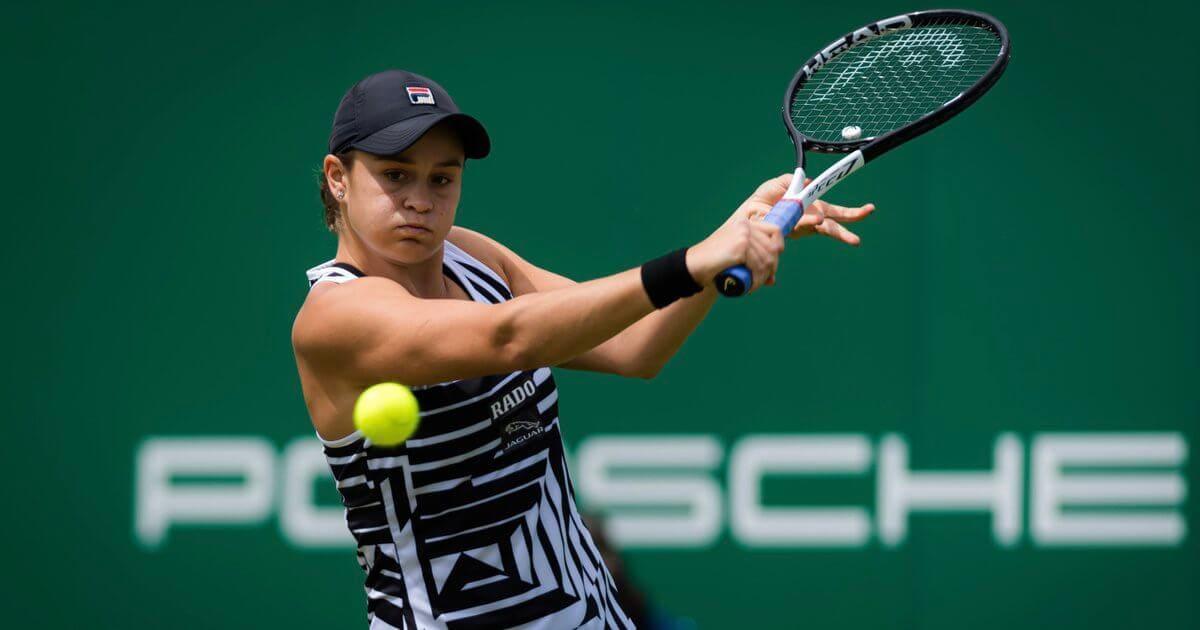 Эшли Барти итоговый WTA