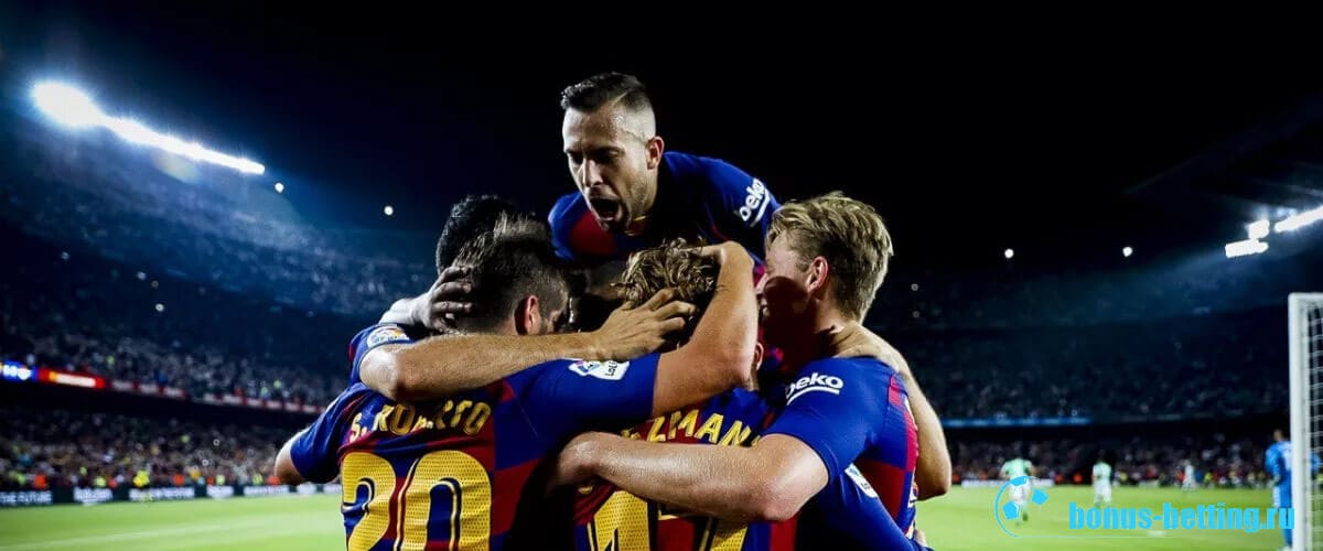Барселона статистика
