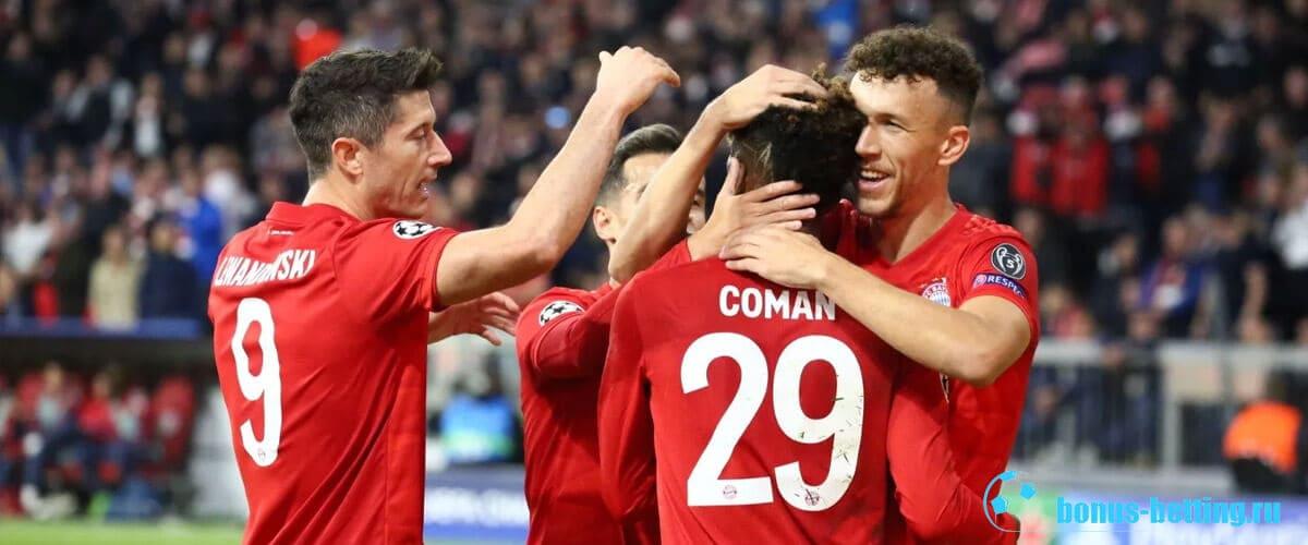 Бавария 2019/2020