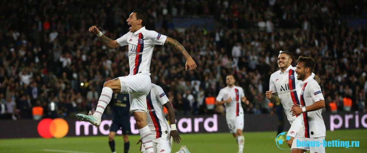 ЛЧ Реал Мадрид – ПСЖ 26 ноября