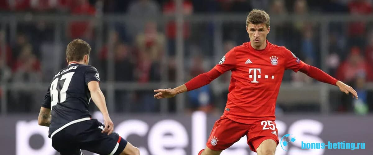 Прогноз на матч Црвена Звезда – Бавария 26 ноября, статистика и коэффициенты