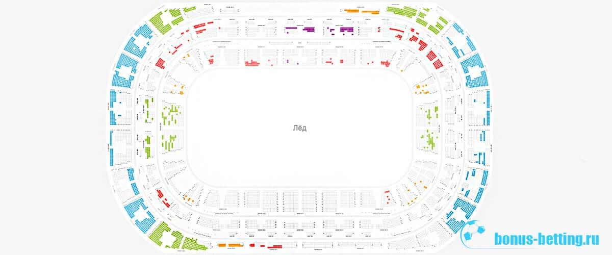 Билеты Матч звезд КХЛ 2020