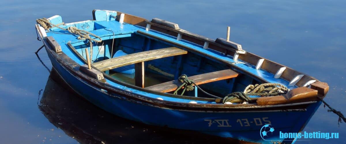 Лодка Дацика