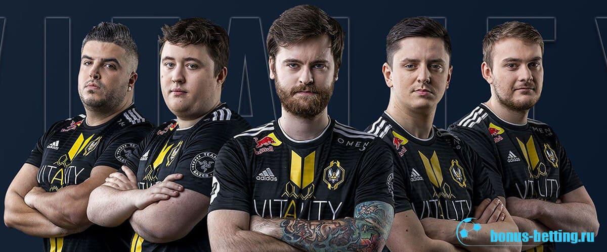 Team Vitality 2019