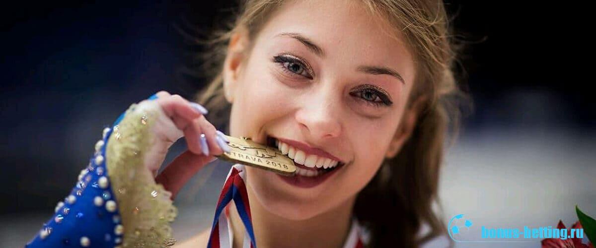 косторная золотая медаль
