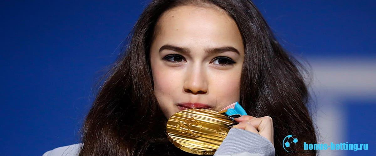 загитова олимпийское золото