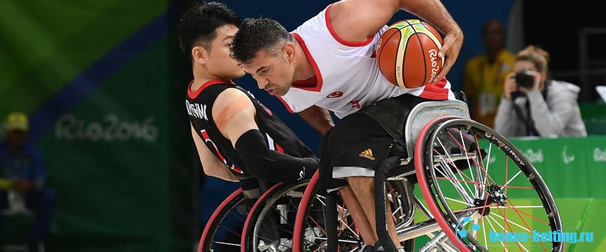 параолимпийские игры 2020