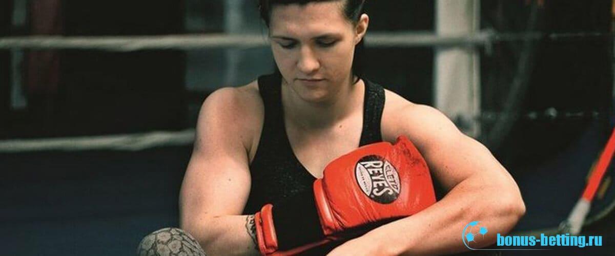 Татьяна Дваждова боксер