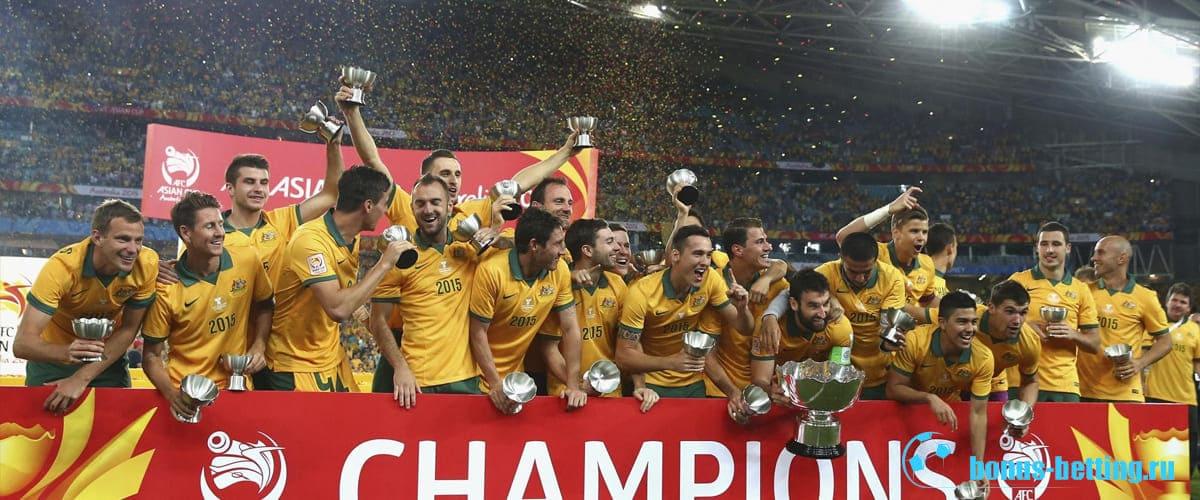 Чемпионат Азии по футболу среди молодёжных команд 2020 ставки