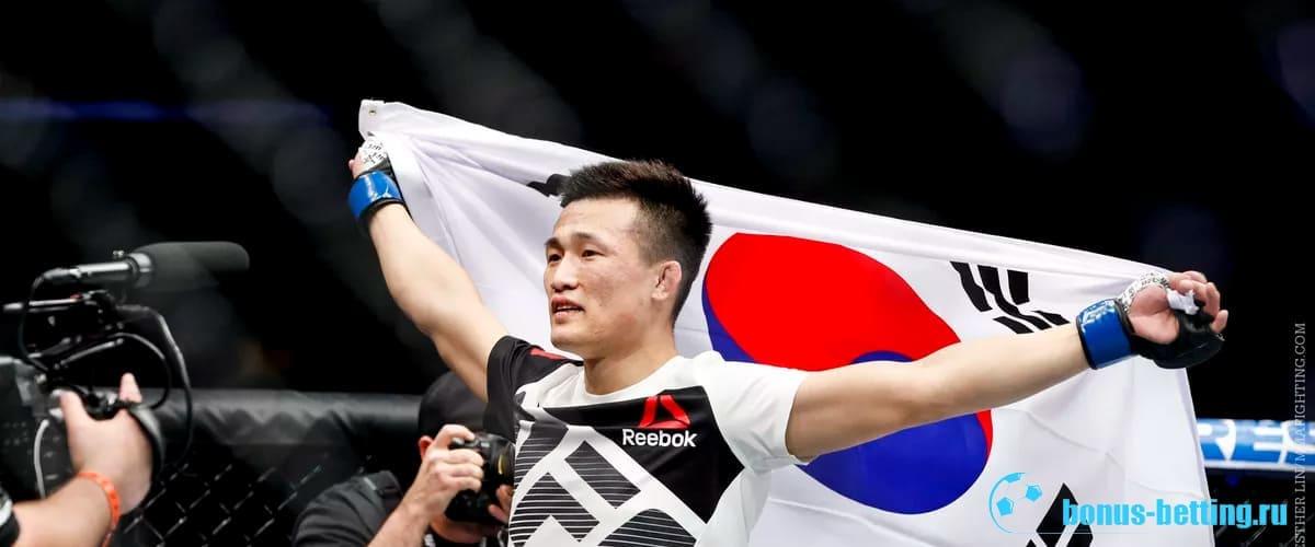Прогноз на бой Корейский зомби – Фрэнки Эдгар