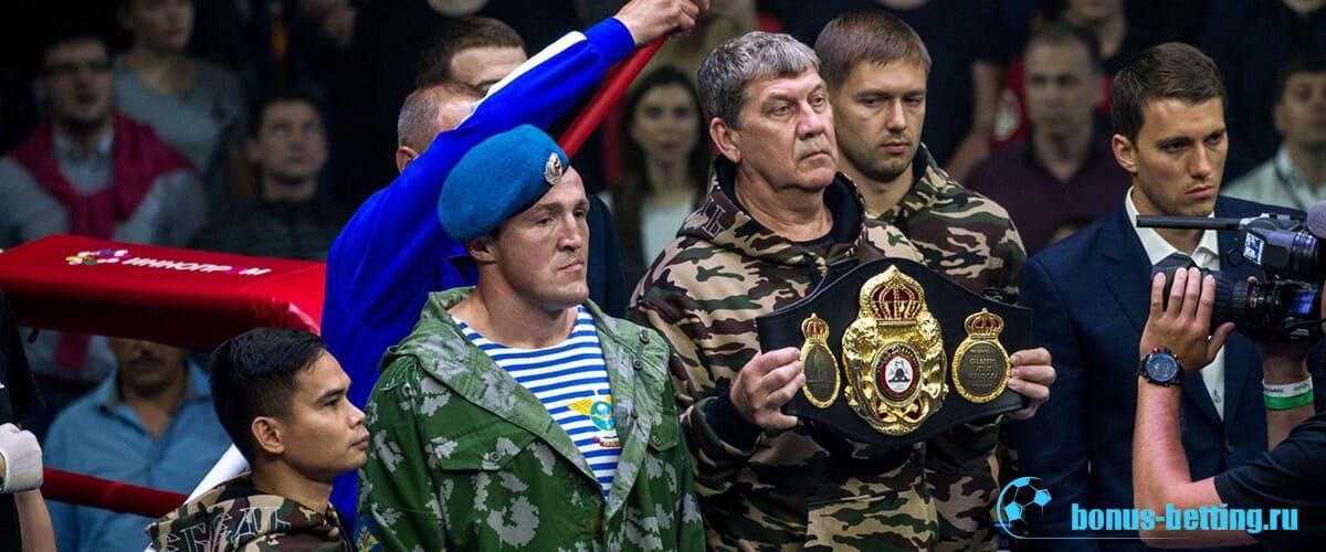 Денис Лебедев ВДВ