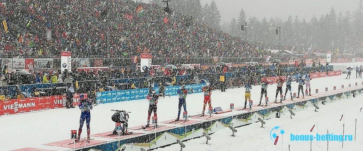 Чемпионат мира по биатлону 2019-2020